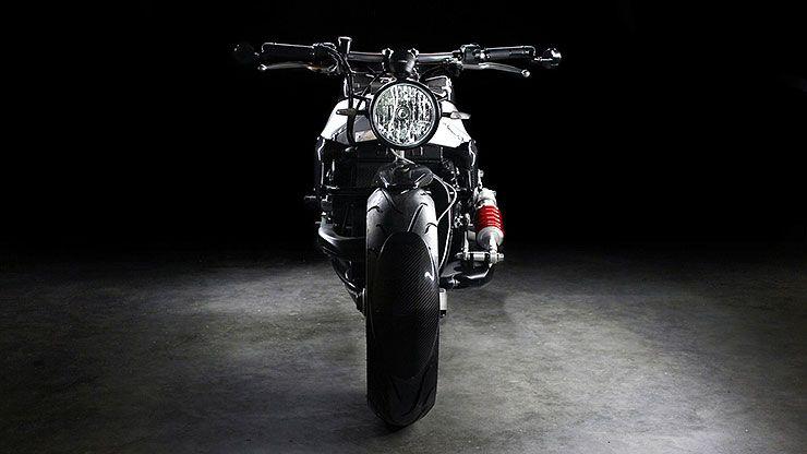 Lazareth Yamaha YZF R1 front