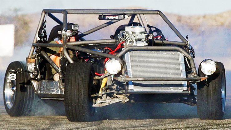 1984 C4 Corvette-kart