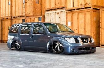 Sean Bloemers bagged 2009 Nissan Pathfinder