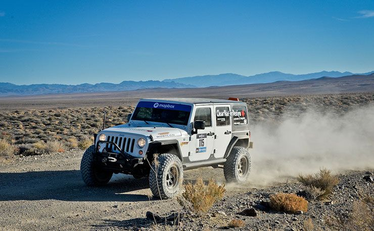 rebelle rally jeep