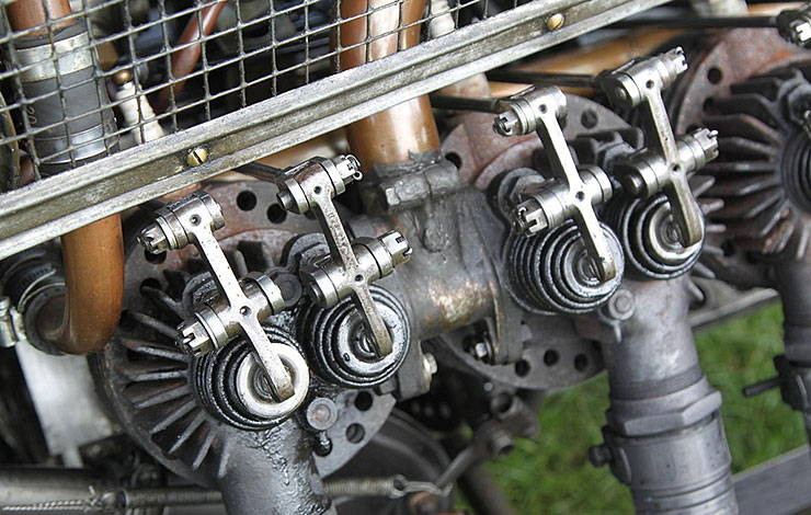 305 ci JAP motor