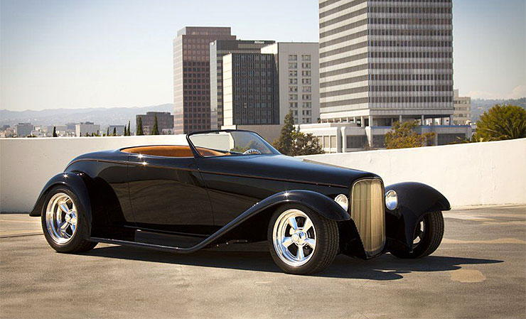 Ford Deuce 1932 Roadster by Chip Foose