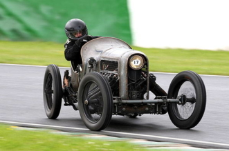 JAP V8-Powered GN Cycle Car