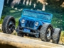 Levis CJ Jeep Hot Rod