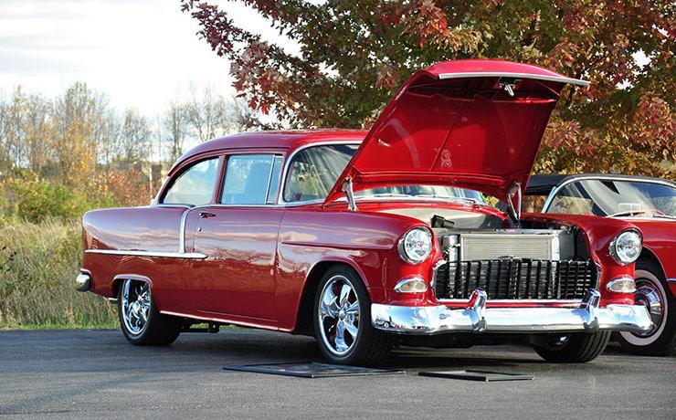 1955 Bel Air Hot Rod