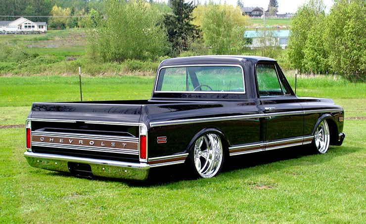 1970 Chevy Short Fleetside