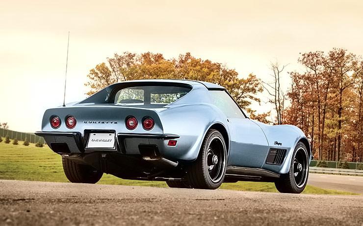 Chevrolet Corvette C3 Jimmie Johnson
