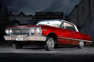 Sueno De Guerrero 1963 Chevrolet Impala