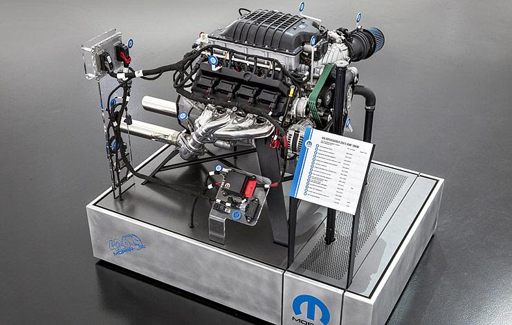 1,000 hp Hellephant Crate Engine