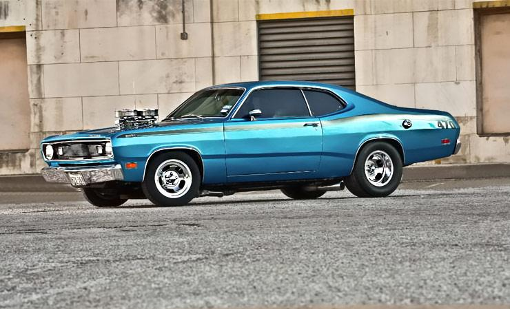 1971 Plymouth Duster streetrod