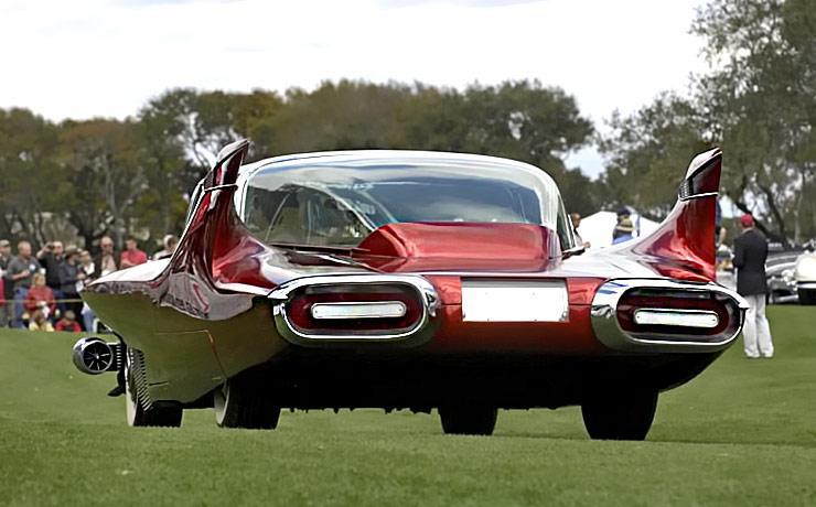 1960 DiDia 150 rear