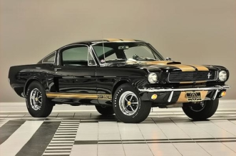 1966 Shelby GT350H Mustang