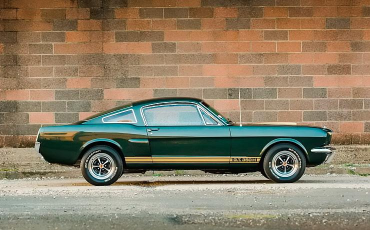1966 Shelby GT350H Mustang right