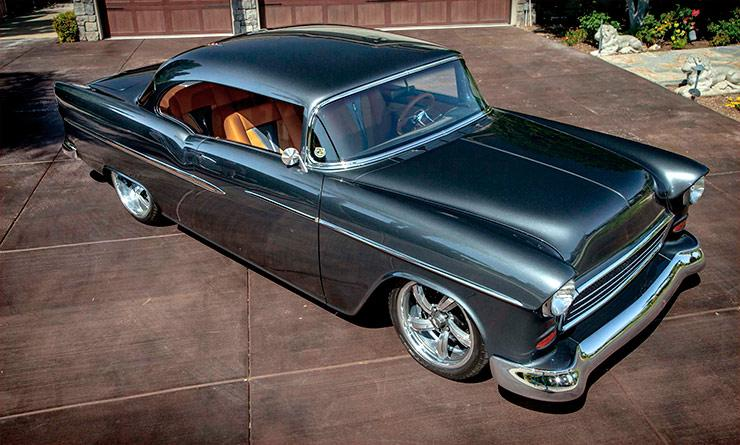 Eye Candy 1955 Chevy Bel Air Hard Top