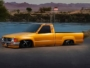 1986 Toyota pickup named Goldy Lox