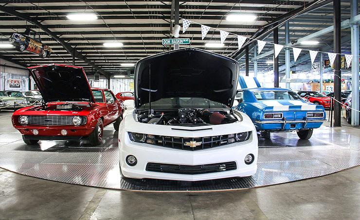 Chevrolet COPO Camaros