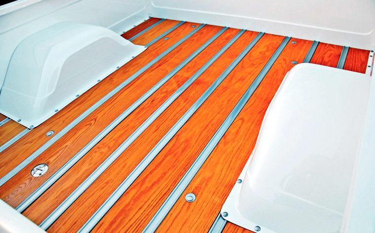 SSBC 1970 Chevy C10 bed