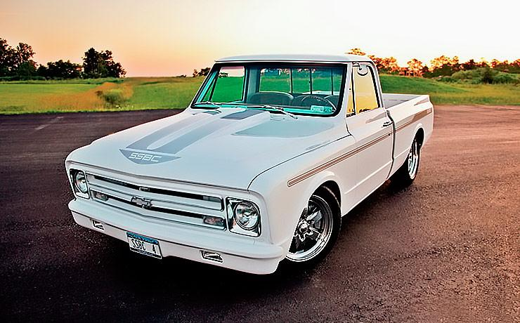 1970 Chevy Pickup >> What Could Have Been A Yenko Inspired 1970 Chevy C10