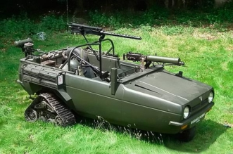 Armed Reliant Rugged Robin