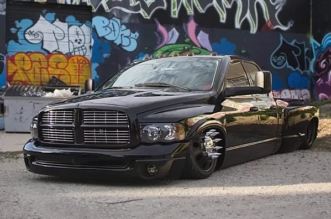 Dodge Ram The Black Pearl
