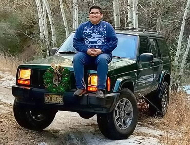Kendrick Castillo was an avid Jeeper