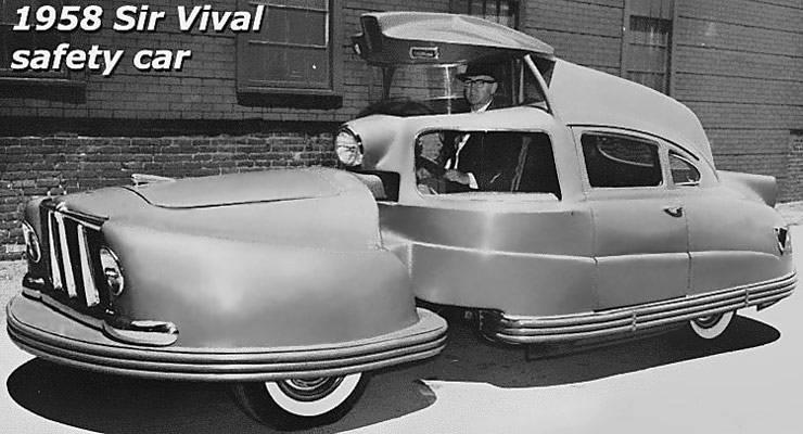 1958 Sir Vival safety car