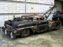 wrecked wrecker rat rod tow truck