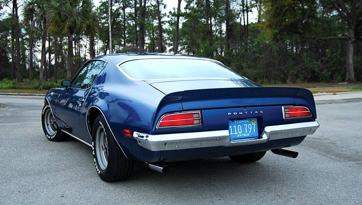 1970 Pontiac Formula 400