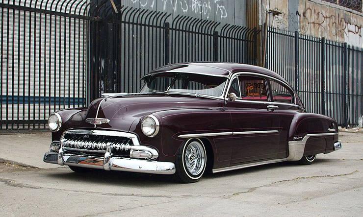 1952 Chevrolet Fleetline Deluxe lowrider