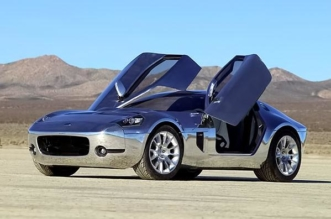2005 Ford Shelby GR1 Concept
