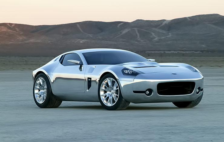 2005 Ford Shelby GR1 Concept front right