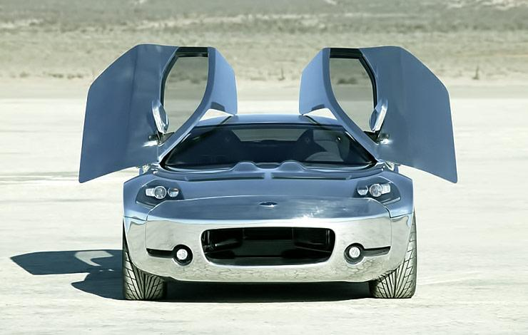 2005 Ford Shelby GR1 Concept front