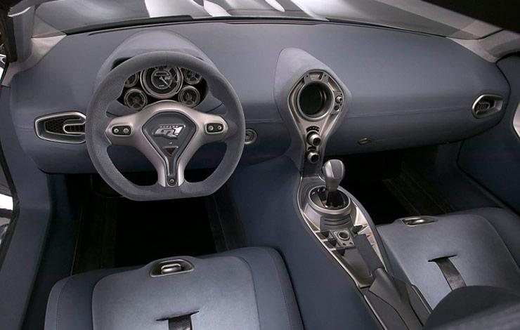 2005 Ford Shelby GR1 Concept interior