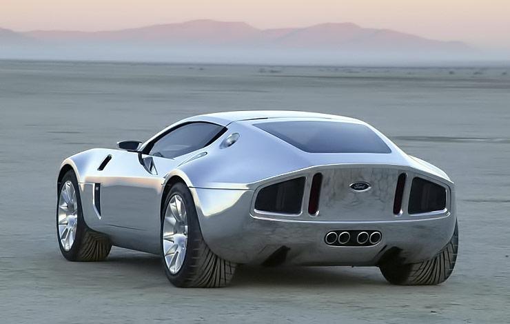 2005 Ford Shelby GR1 Concept rear