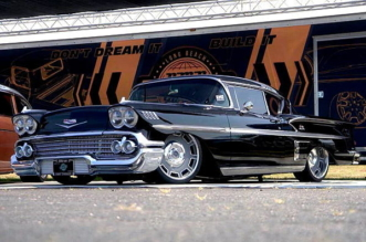 1958 Chevrolet Impala by RMD Garage