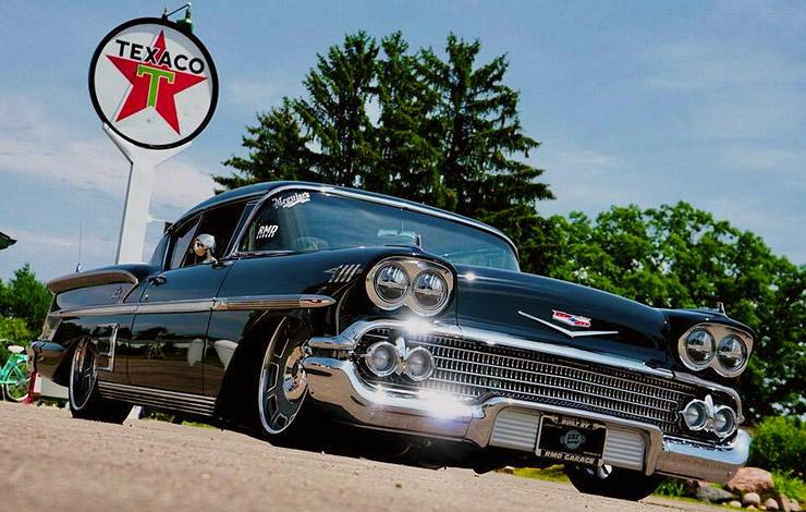 1958 Chevy Impala custom