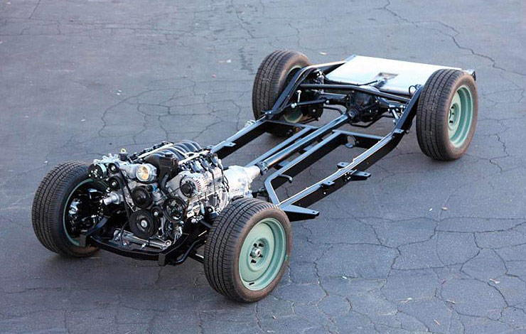 Art Morrison chassis