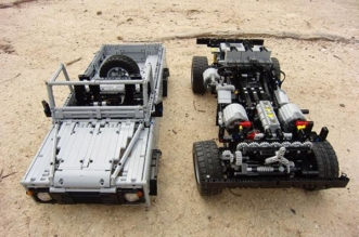 LEGO Land-Rover Defender 110