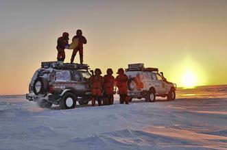 Discovering Transylvania Production - adventure in Siberia