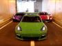 Porsche Panamera Turbo vs Ferrari 458 Speciale vs Maserati GranTurismo battle in Monaco tunnel