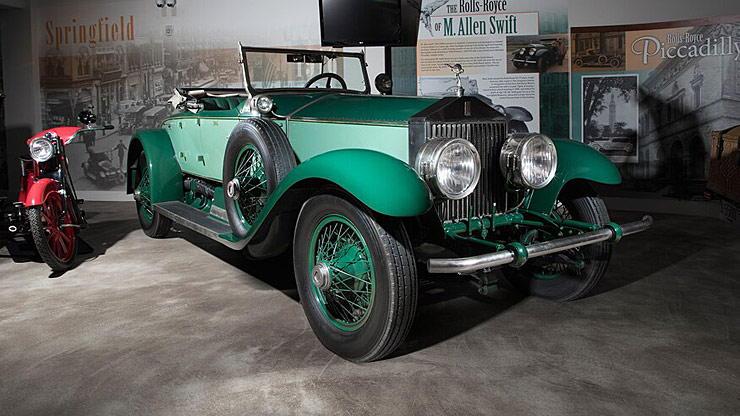 The Springfield Rolls Royce of Matthew Allen Swift