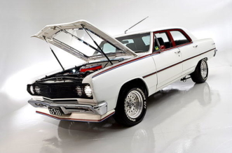1965 4-door Chevrolet Chevelle named Malibu Magic