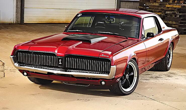 1968 Mercury Cougar - Herb Stuart