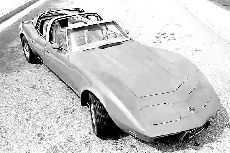 1980 Chevrolet Corvette 4-door