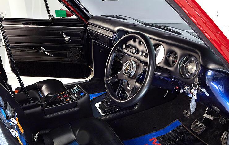 Chevrolet Malibu Magic interior
