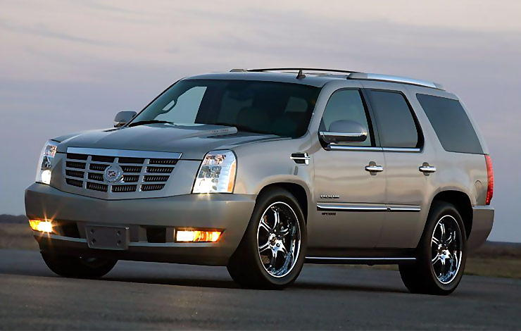 2011 Cadillac Escalade HPE1000 by Hennessey