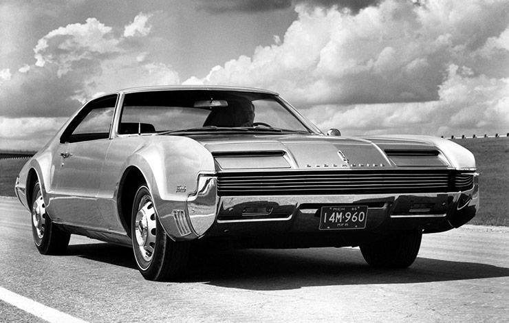 1966 Oldsmobile Toronado vintage photo