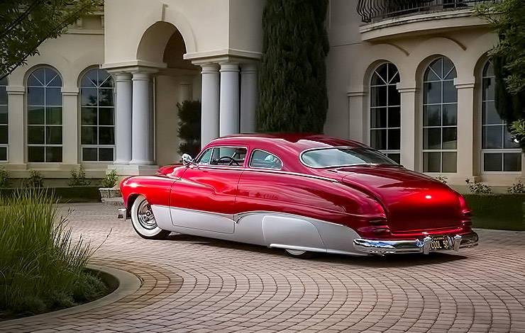 1950 Mercury Cool 50 Custom right side