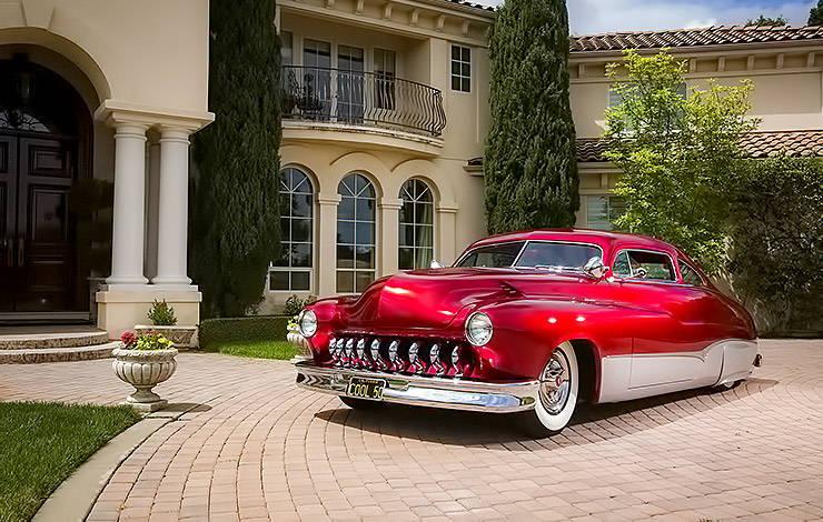 1950 Mercury Cool Merc Custom left side