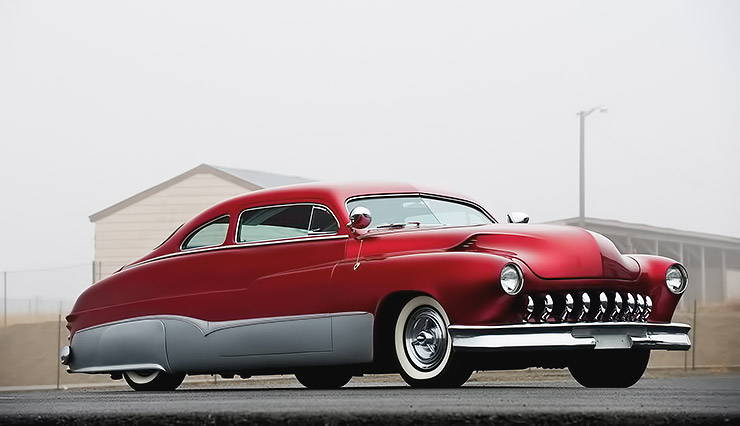 1950 Mercury Cool Merc Custom